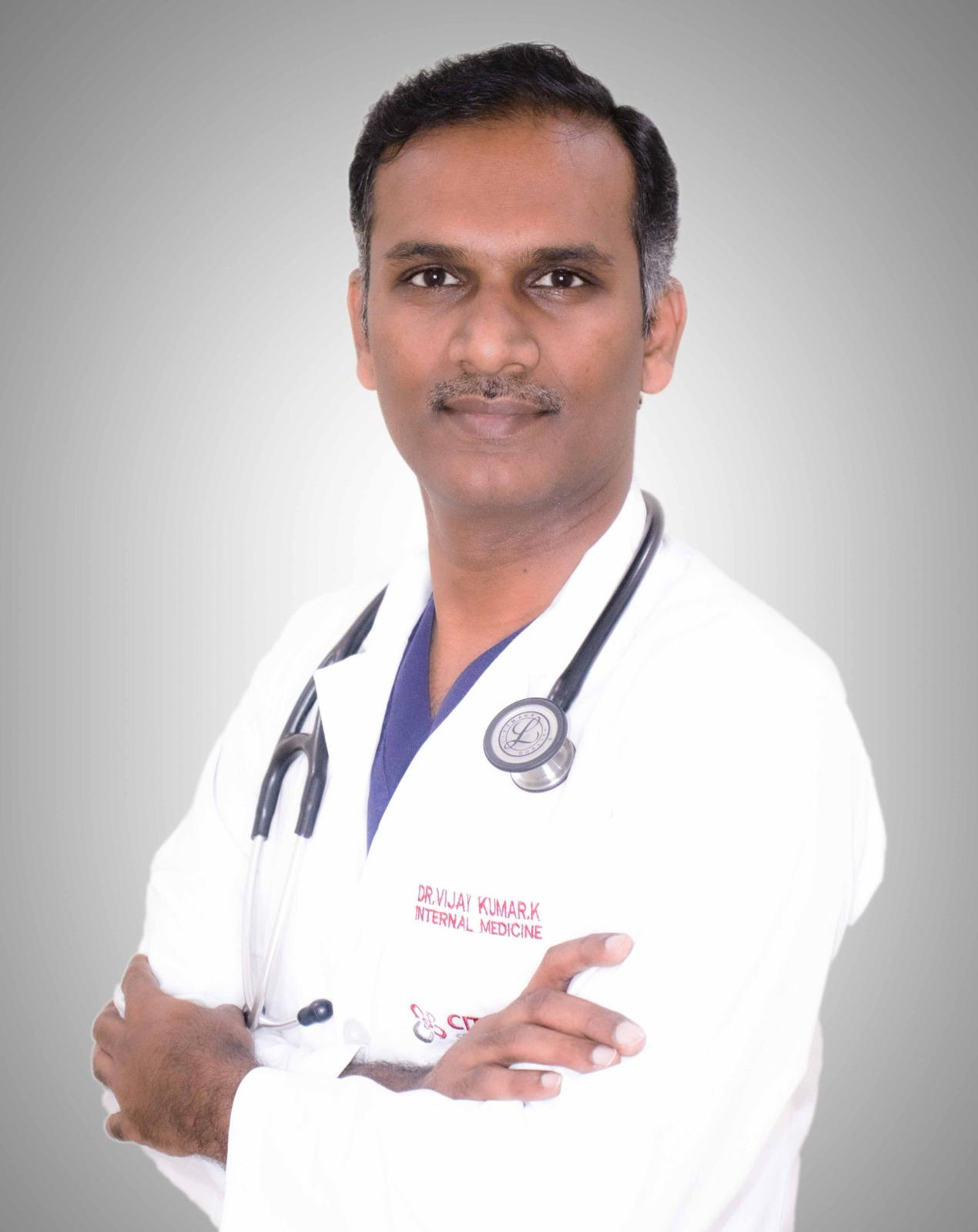 Dr. Kolkunda Vijay Kumar