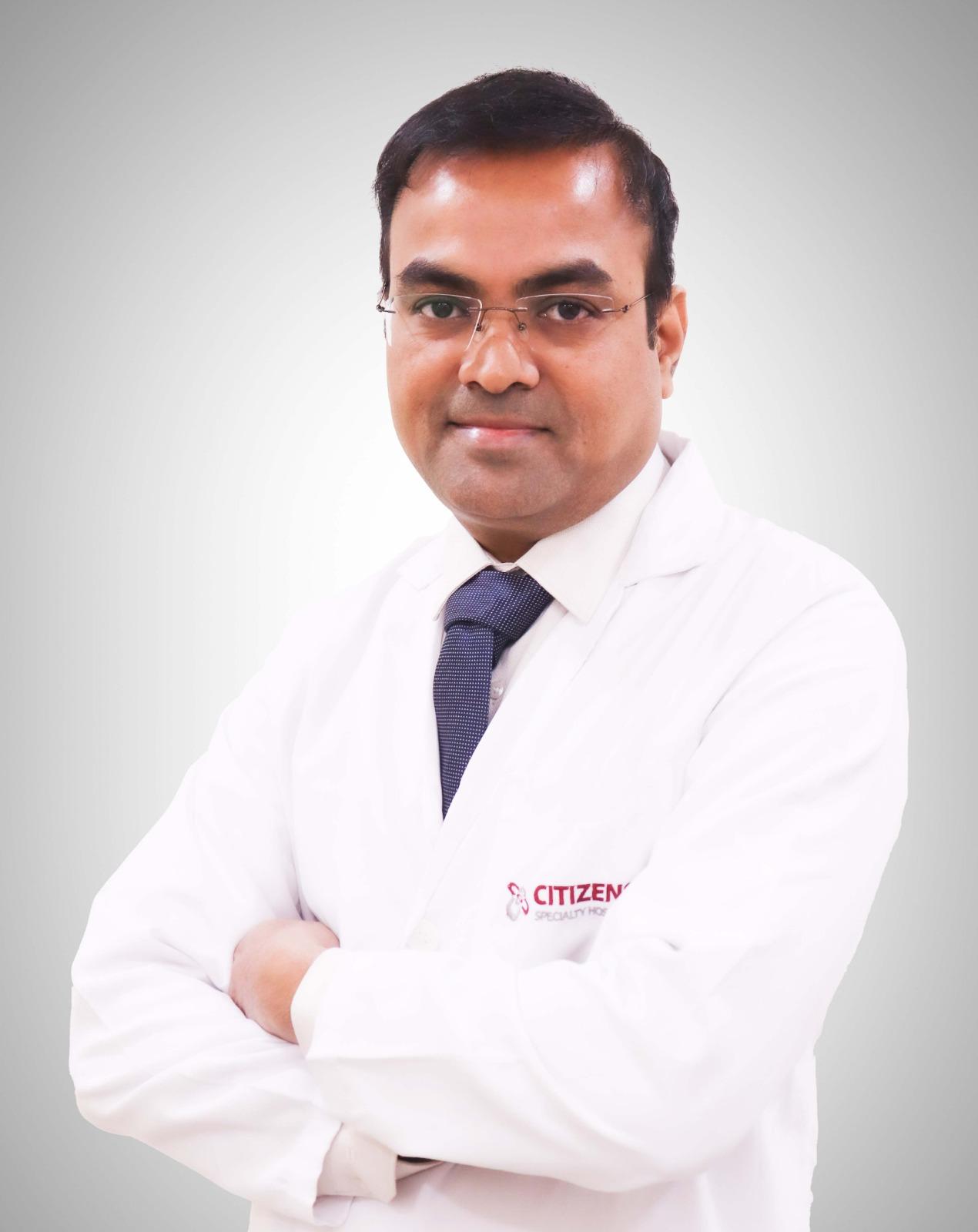 Dr. Nickhil Vangapally