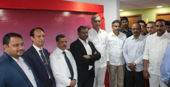 T Harish Rao Garu ,Konda Vishweshwar Reddy with Citizens Team