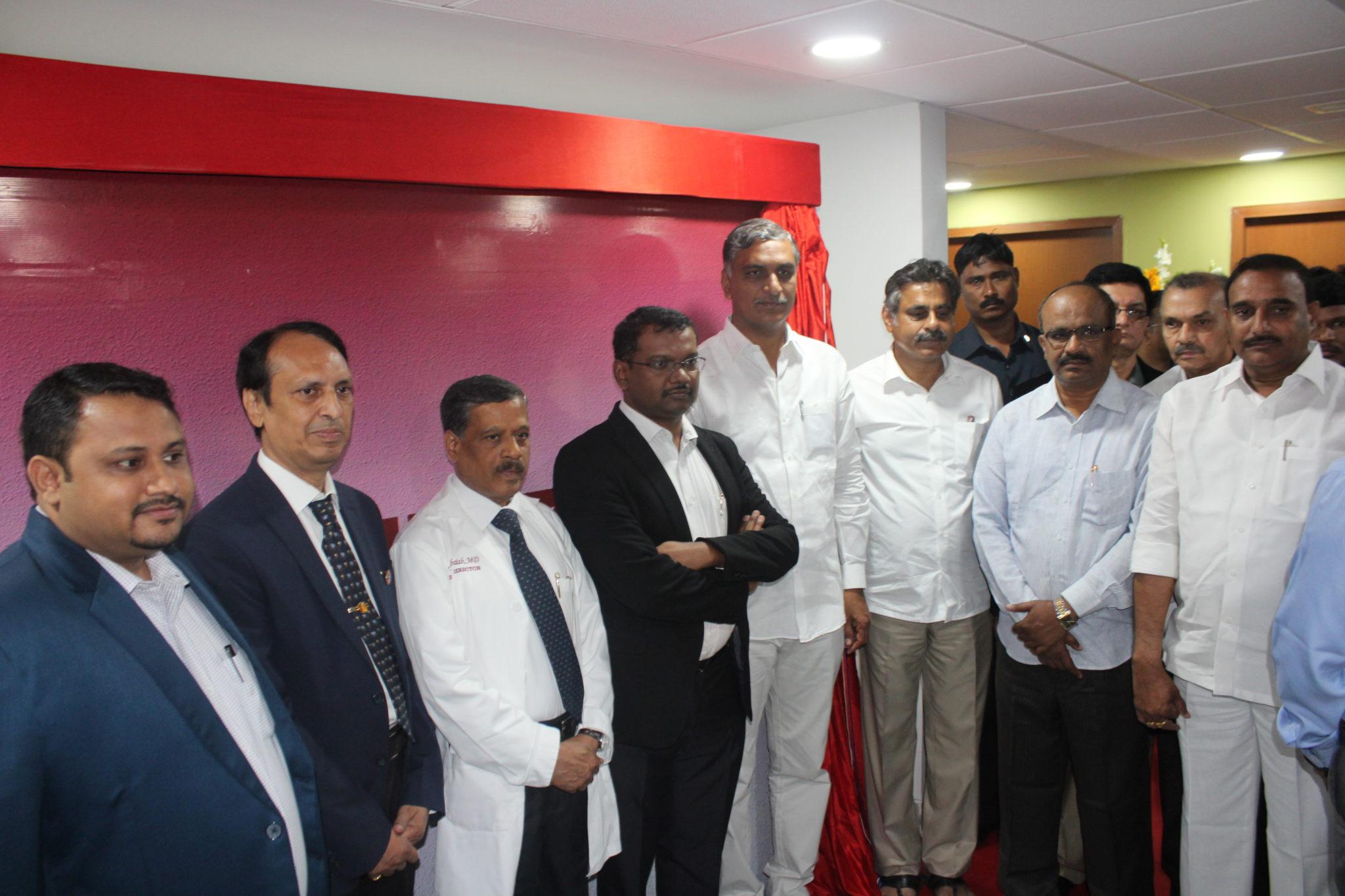 T Harish Rao Garu Konda Vishweshwar Reddy with Citizens Team -