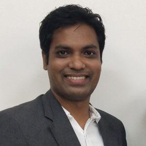 Dr Shrikant Ega